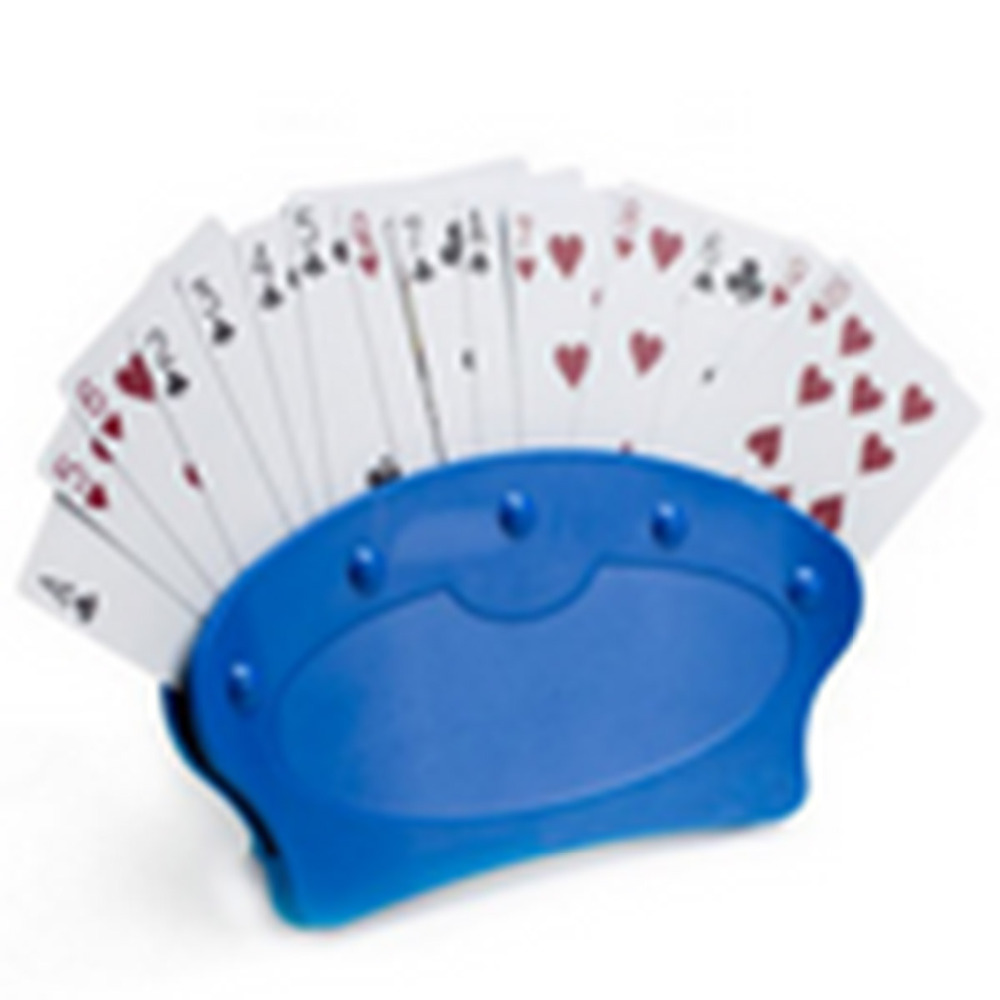Playing card Holders Lazy poker games organizes hands for easy play Christmas birthday party poker seat Playing card stand