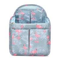 Multi pockets Waterproof Oxford Backpack Liner Bag Storage Bag Backpack Finishing Bag Multifunction Travel Comsetic Storage Bag|Storage Bags|Home & Garden -