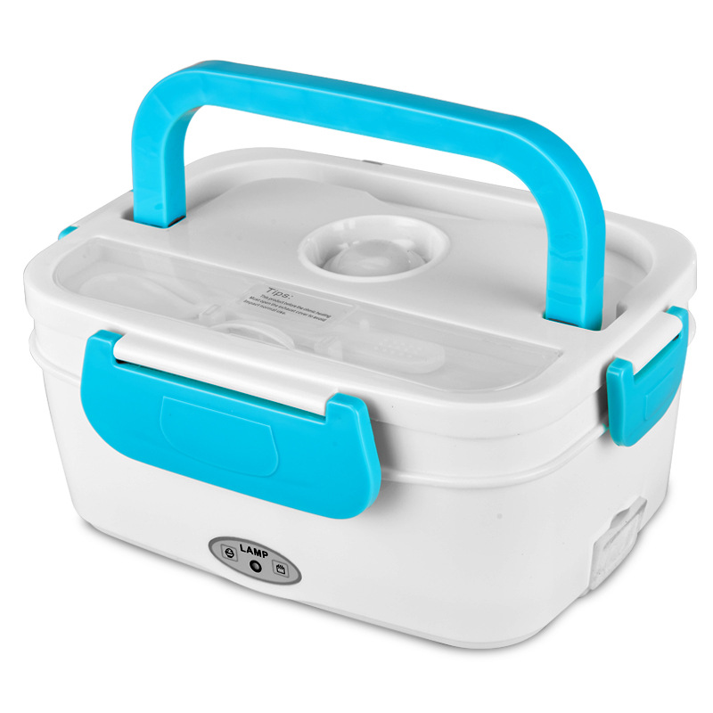 Multi-functional Electric Lunch Box Mini Plug Electric Heating Food Portable Automatic Electronic Insulation Box 110 V/220 V