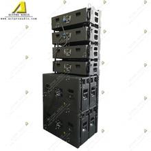 V20 линейный массив динамик daul 10 дюймов линейный Массив Системы неодимовые рога ферритовые колонки Свадебная вечеринка концертный DJ Actpro аудио