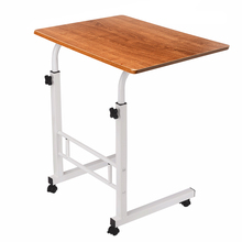 Portable Mobile Laptop Stand Adjustable Table Bed Sofa Table Notebook Desk For Home Office Computer Desk foldable portable bamboo computer stand laptop desk notebook desk laptop table for bed sofa bed tray studying tables