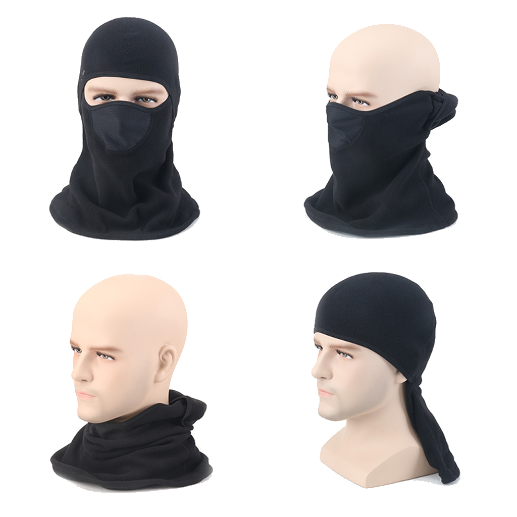 Outdoor Cycling Ski Hat Balaclava Motorcycle Full Face Mask Comfortable And Warm