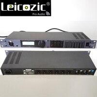 Tüketici Elektroniği'ten Sahne Ses'de Leicozic PA 2in6out sürücü raf procesador ses profesyonel hoparlör yönetimi dijital işlemci pro hoparlör yönetimi
