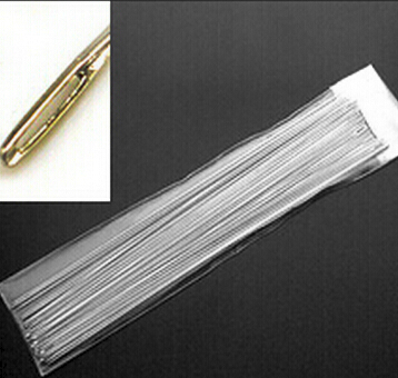 30PCS Stainless Steel Beading Needles For Beads Threading String Tambour/Jewelry Bracelet Necklace Making Tools Pins DIY
