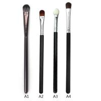 Drawing Tube Eye Shadow Brush Black Plastic Handle Eye Shadow Brush Black Plastic Handle Sponge Eye Shadow Brush