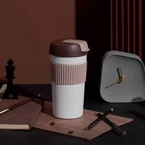 Image 3 - # جديد وصول #490 مللي/360 مللي كوب قهوة KKF طراز جديد كوب ترمس 316 من الفولاذ المقاوم للصدأ كوب مكتب