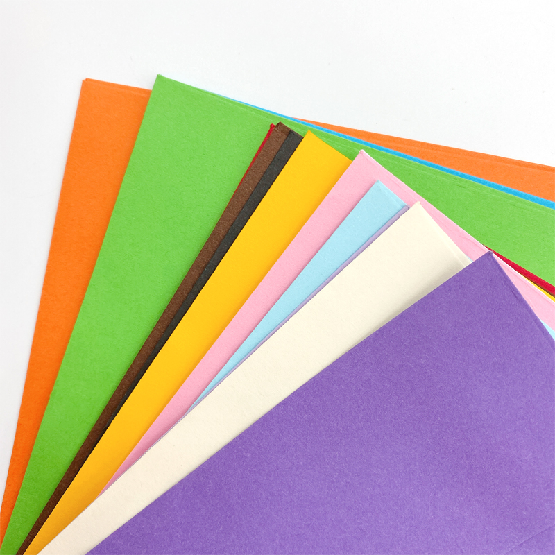 10pcs/lot Candy Colors Blank Envelopes Gift Envelope Letter Writing Bubble Mailer Invitations Stationary 17.6*12.5cm