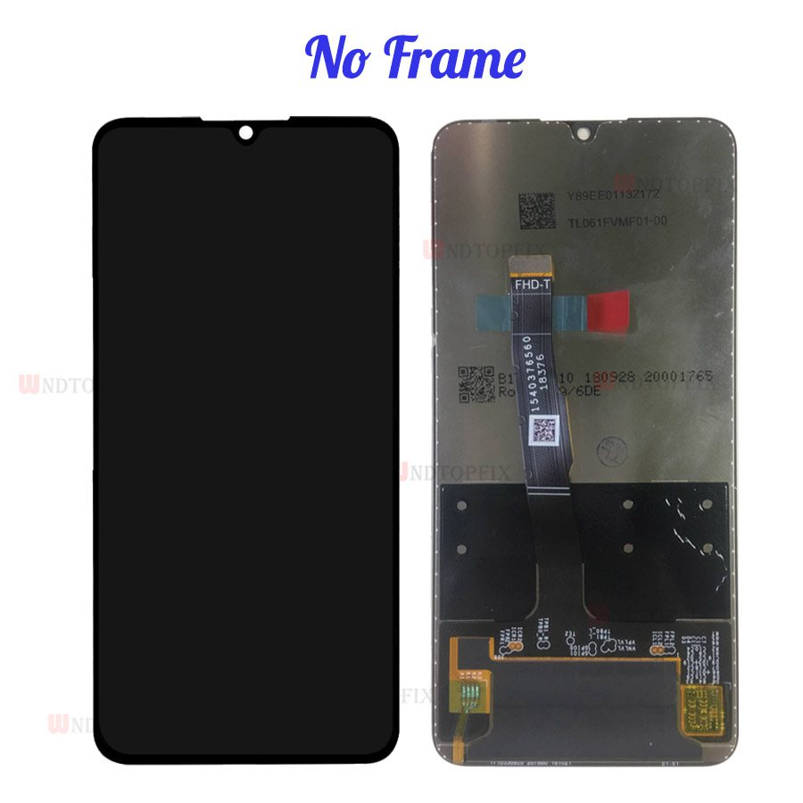 Image 4 - 100% Tested LCD For HUAWEI P30 Lite LCD Display Touch Screen with  Frame For Huawei P30 Lite Nova 4E LCD Display MAR LX1M LX2Mobile Phone  LCD Screens