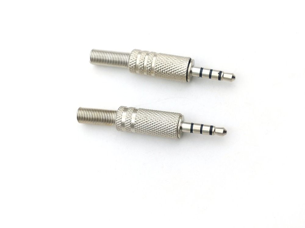 2000pcs Banana Plug Nickel Plated connector