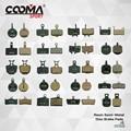 4 пары 8 шт. велосипедные дисковые Тормозные колодки для SHIMANO SRAM AVID HAYES TEKTRO Magura Formula and Scooter  link-2