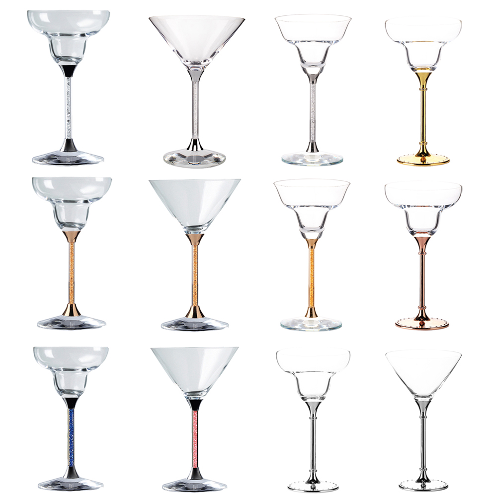 2019 Promotional Drinking Cocktails Wedding Wine Glasses Martini