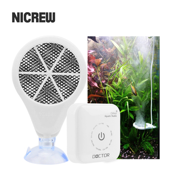 NICREW Chihiros Doctor 3 Aquarium Algae Remover Sterilizer Twinstar Style Electronic Inhibit Cleaning Tools Accessories - discount item  49% OFF Pet Products