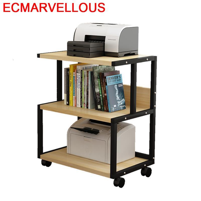 Fundas Sepsradores Oficina Dosya Dolabi De Madera Metal Printer Shelf Archivero Archivadores Archivador Mueble Filing Cabinet