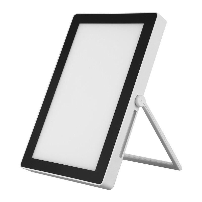 5V лампа для терапии SAD, имитирующая естественный дневной свет, 3 режима, 2,4G, дистанционное управление, фототерапия 6500 K, USB светодиодный, оптич...