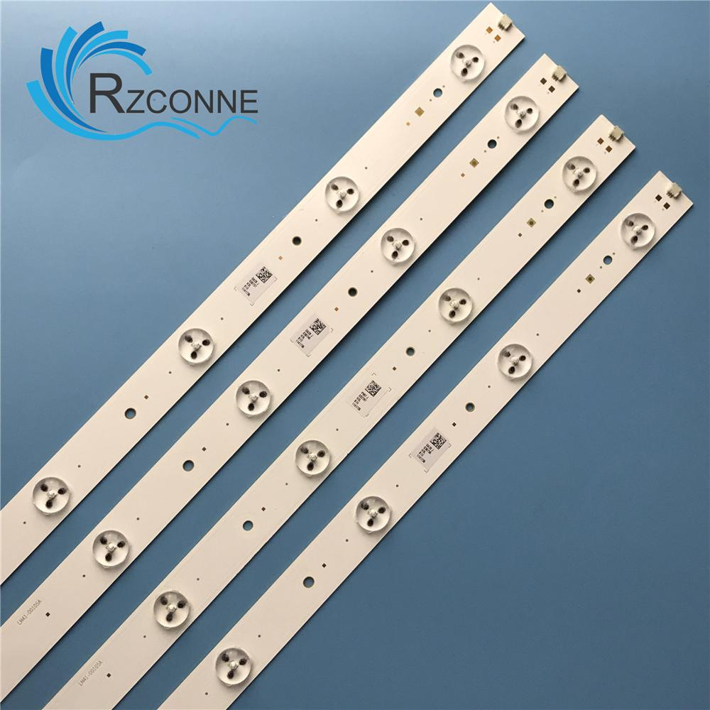 780mm LED Backlight Strip 10 Lamp For Hisense 40