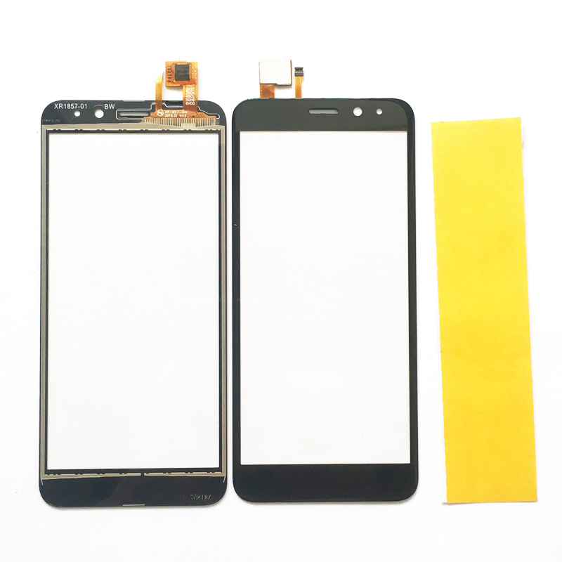 ESUWO Tested Mobile Phone Touch Panel For Fly Life Compact Touch Screen Front Glass Digitizer Sensor Touchscreen