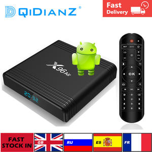 4K Media-Player Air-Smart-Tv-Box Wifi Hk1max Android Pk Amlogic S905x3 2G/16G 4GB 32GB