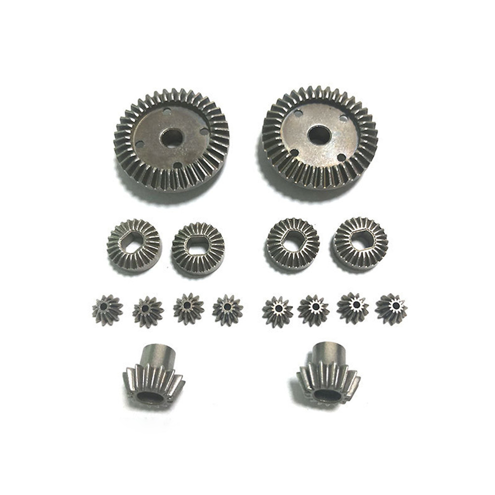 Differential Gear Set for <font><b>1/18</b></font> Wltoys A959-A A969-A A979-A K929-A A949 A959 A969 A979 RC Truck Car <font><b>Accessories</b></font> Parts image