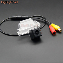 цена на BigBigRoad For Ford Kuga Mondeo Ba7 Fiesta Focus 2 Hatchback S-Max S Max 2006 2007 2008 2009 2010 Car Rear View Parking Camera