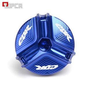Image 5 - Oil Filler Cap Plug cover For Honda CBR600RR CBR954RR CBR1000RR CBR500R CBR250RR CBR 600 954 1000 RR CBR 250R 500R 1000S