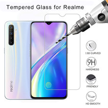 9H Protective Glass Tempered Glass for Realme 6 5i 3i 3 2 Pro 1 Screen Protector Mobile Phone Film for Realme Realmi C2 C1 Glass(China)