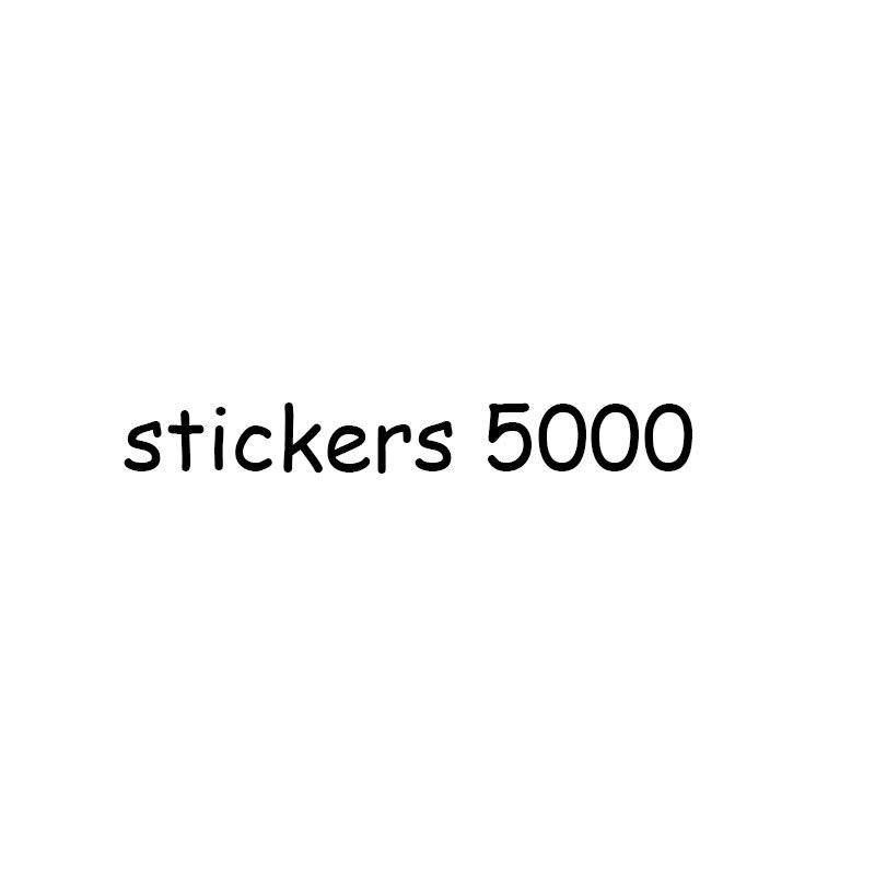 2019 nouveau jeu 5000 autocollants 5000 ballons 40 pièces-in Pendentifs de collier from Bijoux et Accessoires    1