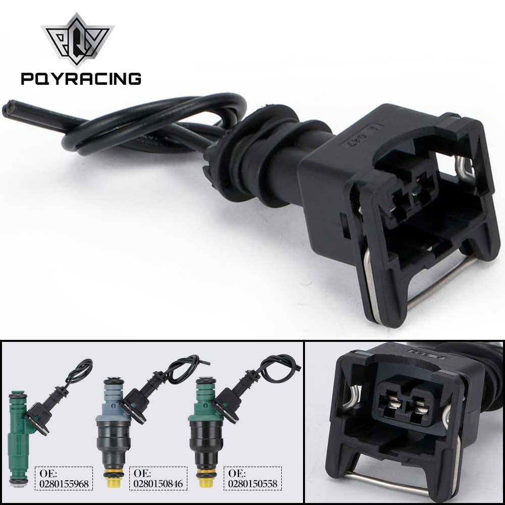噴射装置ダイナミクス EV1 ピグテールクリップコネクタ燃料噴射装置コネクタ多くの車のため EV1 噴射装置プラグ PQY-FIC14