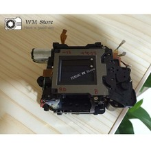 Original D7000 Mirror Box with Aperture Shutter Motor Diphragm For Nikon D7000 Camera Replacement Unit Repair Parts