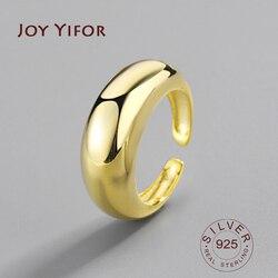 Prawdziwe 925 Sterling Silver minimalistyczny okrągły osobowości ażurowe pierścień dla kobiet mody doskonałe akcesoria do biżuterii