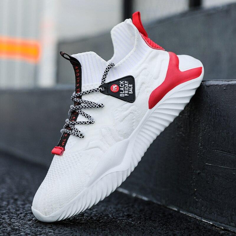 Damyuan Men Casual Shoes for Men Fashion Mesh Light Breathable Sport Running Jogging Shoes Zapatos De Hombre Man Sneakers 3
