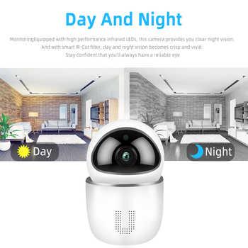 720P 1080P Cloud Wireless IP Camera Intelligent Auto Tracking Surveillance Home Security mini WiFi CCTV Camera