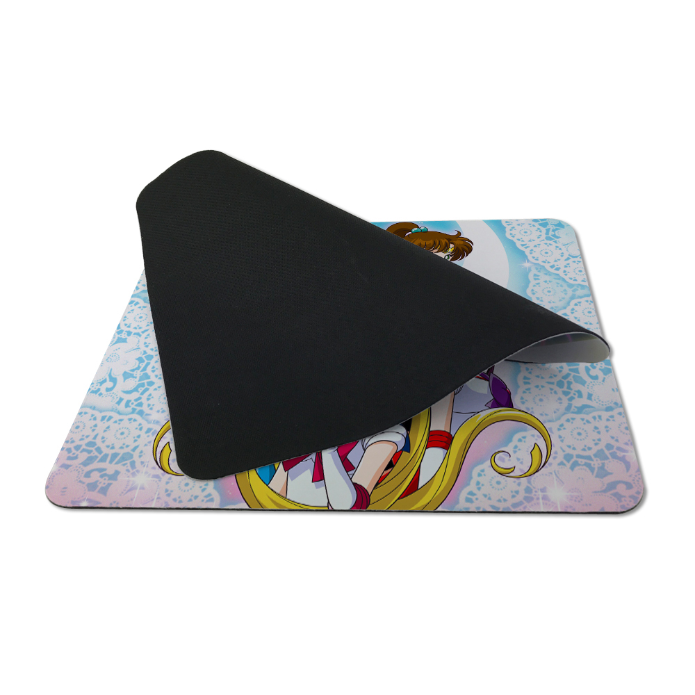 Hot Selling Popular 1 PC Of Hot Sailor Moon Mouse Pad Mat For  Gaming PC Anti-slip Mouse Mat For Optical/Trackball Mouse
