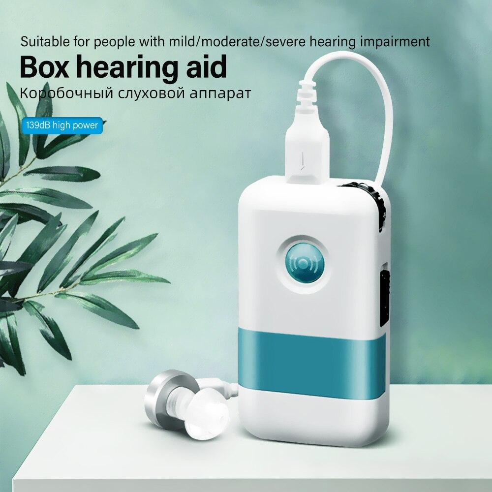 карманный слуховой аппарат yongrow yk-hsztq
