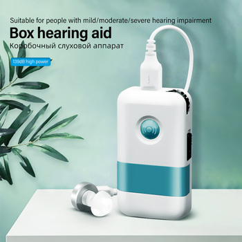 Карманный слуховой аппарат Yongrow YK-HSZTQ 2