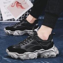 Men Sneakers Men Fashion Light Mesh Casual Sports Shoes Luxu