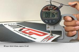 Image 3 - HUMAARTสิ่งสกปรกจักรยานส้อมด้านหน้าหลอดกราฟิกส้อมWrap Motocrossสติกเกอร์PVCไวนิลDecalชุดสำหรับMX Dirt Bike Offแผนที่รถจักรยานยนต์