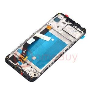 Image 4 - Comebuy LCD Für Huawei Ehre 8C LCD Display Touchscreen Digitizer Montage Mit Rahmen Für Honor 8C Display BKK AL10 BKK L21