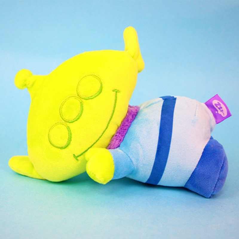 Juguete historia 4 lindo 20cm perro Slinky Alien oso leñoso Lotso posición de dormir juguete de peluche figura de muñeca de regalo para la decoración del coche