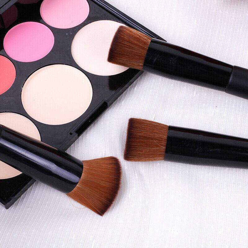 Premium Liquid Foundation Makeup Brush Face Concealer Black Brushes Professional Make Up Tools Accessories Pinceaux Maquillage 2