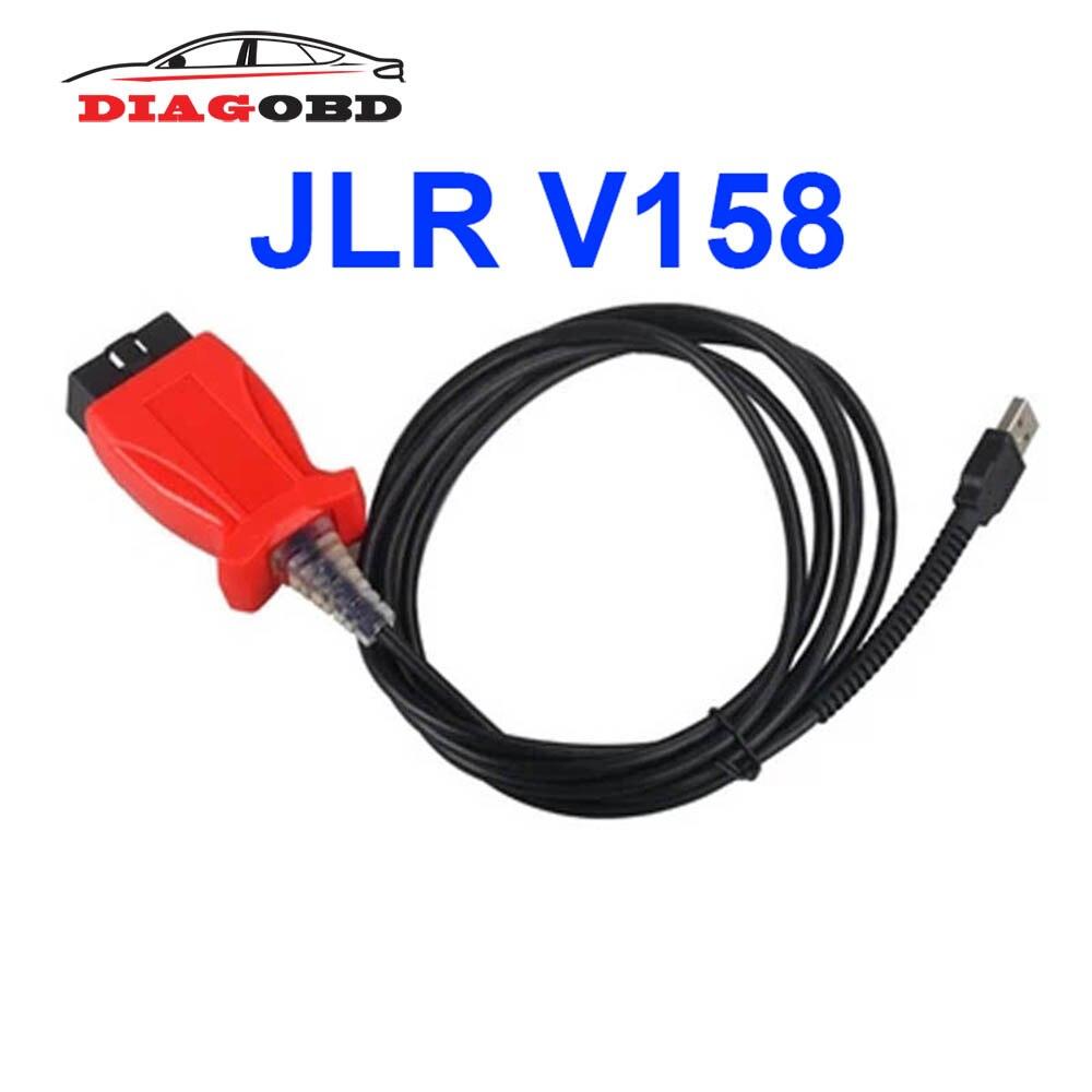 2019 Latest JLR V158 SDD Diagnostic Cable For Volvo For VIDA For Toyota TIS 3 In 1 Scanner Support 2016