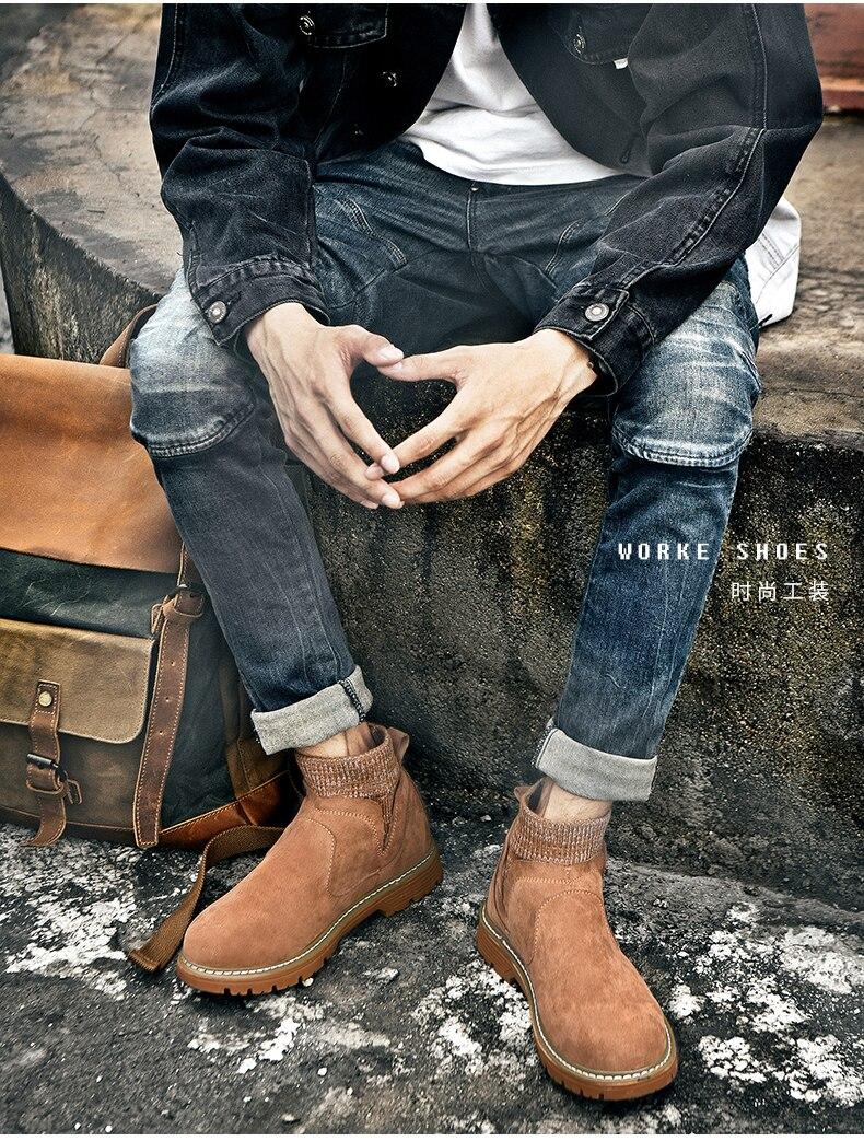 preto sapatos casuais homem sapatos de couro