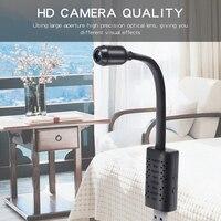 Mini cámara IP P2P CCTV con WiFi, tarjeta SD, almacenamiento en la nube, grabadora de vídeo de detección humana ia inteligente, cámara oculta de seguridad para el hogar