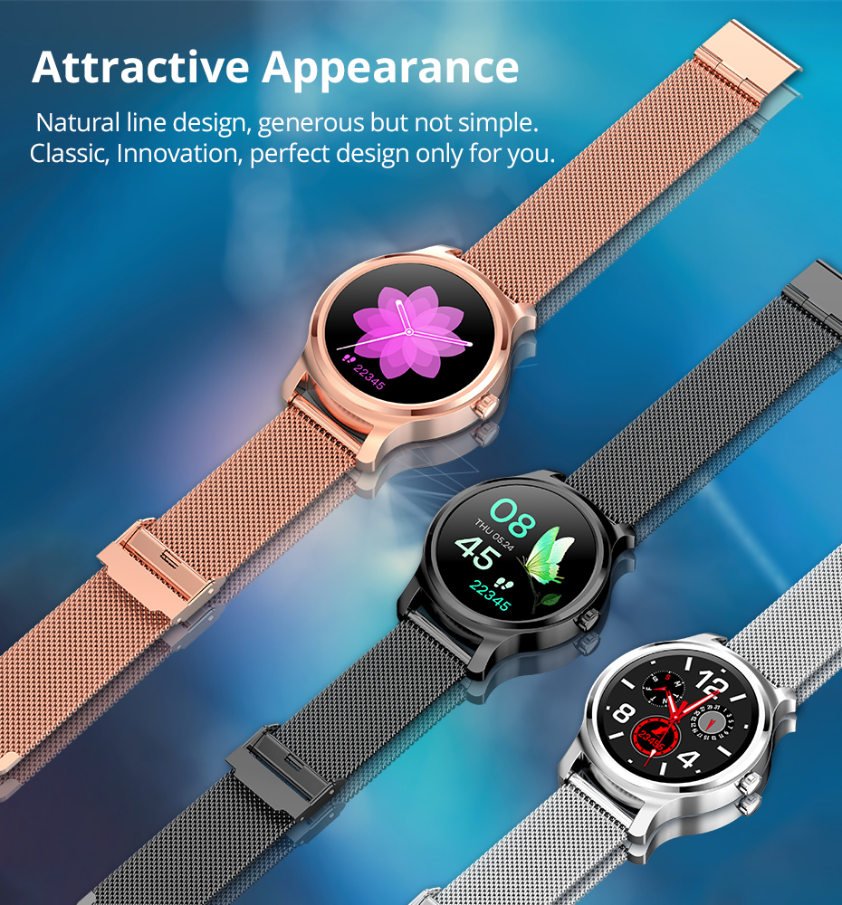 Makibes R2 Smart watch Men GPS Bluetooth Heart Rate Monitor clock Call Message Reminder Music Playe Fitness tracker smartwatch_14