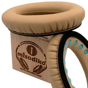 Image 3 - Misodiko kit com almofada para fones de ouvido, substituição de bose quietcomfort qc35 qc25 qc2 qc15, soundtrue, ae2 ae2i ae2w fone de ouvido earpads, ae2i ae2w