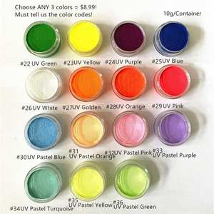 Fluorescent Paint Pigment Makeup-Tool Water-Based Neon Face-Body Beauty Party Uv-Color