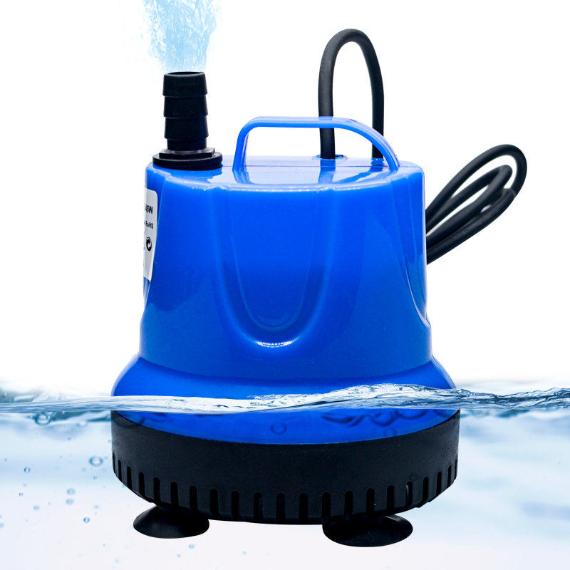 Aquarium Submersible Filter Water Pump Fish Pond Fountain Quiet Water Change Pump Fish Tank Accessories 110V-240V 5/15/20/35/45w