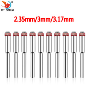 Image 1 - 25pcs Rotary Mandrel Dremel accessory for Dremel Rotary Tools suit for Reinforced Cut Off Disc connecting shank