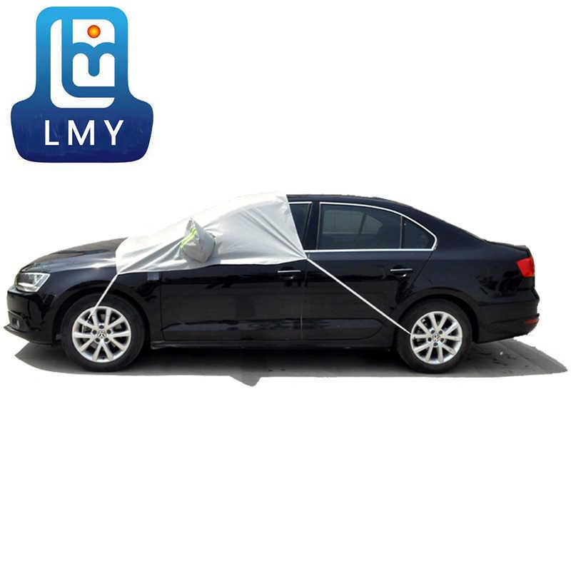 Evrensel araba gövde kapağı ultraviyole güneş koruma araba aksesuarları gövde kapağı