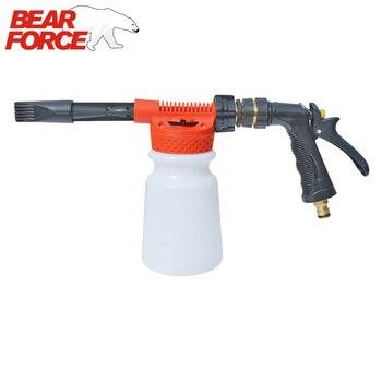 Car Wash Garden Hose Foam Gun Car Cleaning Snow Foam Lance Car Water Soap Foam Sprayer Low Pressure Tap Foam Gun