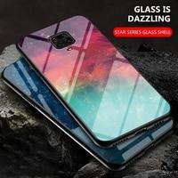 Funda para teléfono inteligente de cristal, protector de lente de lujo, XIAOMI Redmi 7, Note 10, 9 PRO, 8, 7, 6, 5